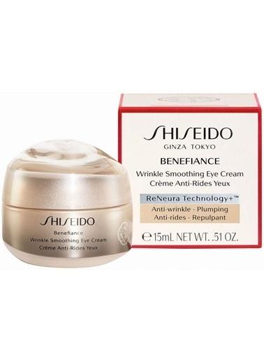 Shiseido Benefiance Wrinkle Smoothing Göz Kremi 15 Ml Renksiz